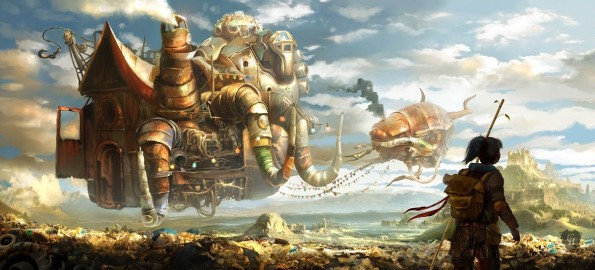 Image result for Fictional world